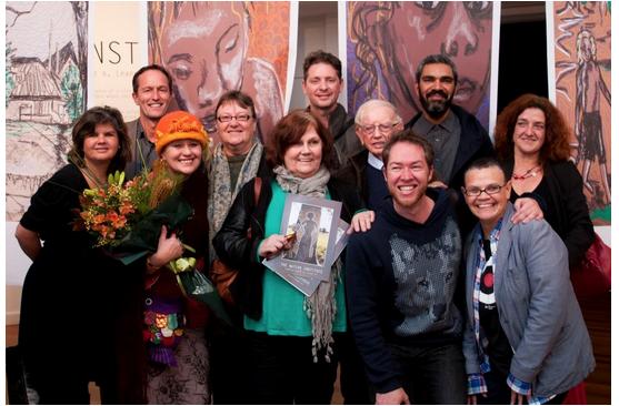 Group Shot Native Institute 2013 – Shay Tobin